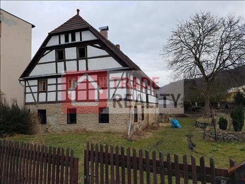 Hrázděný rodinný dům 250m2, Velké Březno