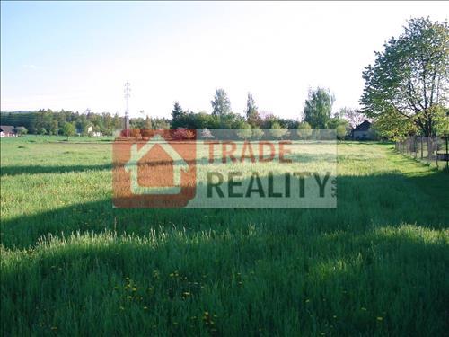 pozemek 2033m2  pro bydlení, obec Třanovice