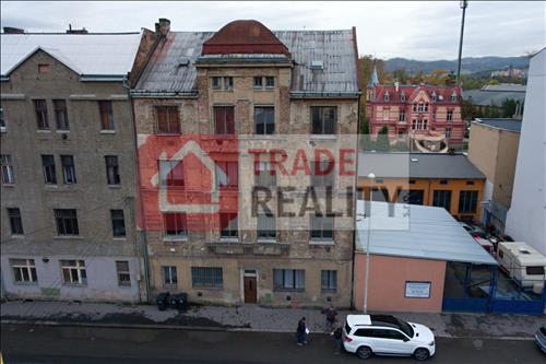 bytový dům s 9 byty v Děčíně
