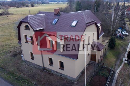 rodinný dům s možností výstavby až 6 bytů v Jiříkově